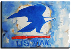 Painting of Mailbox
